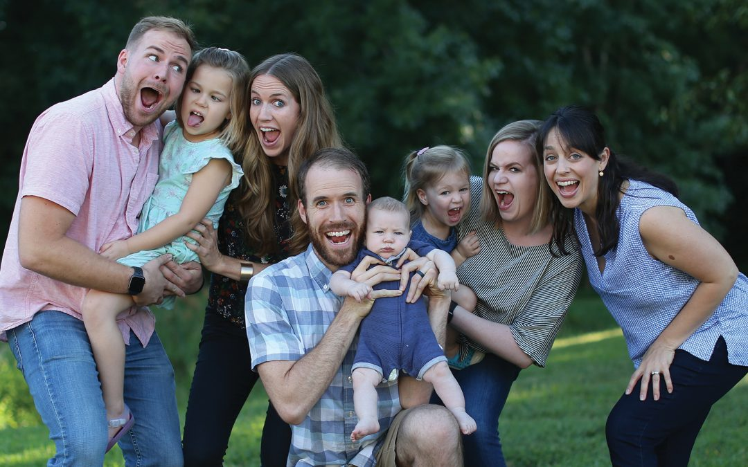 The Glory of God in a Family Unit
